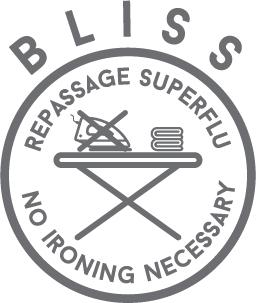 Bliss - repassage superflu