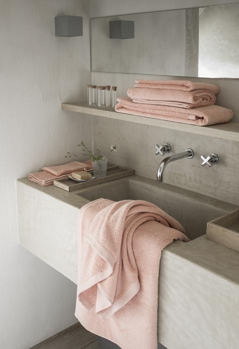 Linge de bain luxe