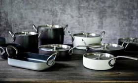 Ustensiles de cuisine - Pure Cookware Pascale Naessens