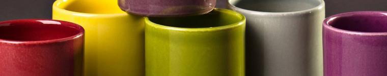 vaisselle ceramique provencale colorée de luxe Sud Bernex