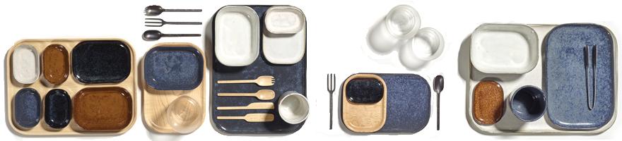 Vaisselle moderne - Serax - La nouvelle table by Merci