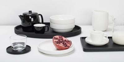 Vaisselle tendance porcelaine Searx Passe-partout Vincent Van Duysen